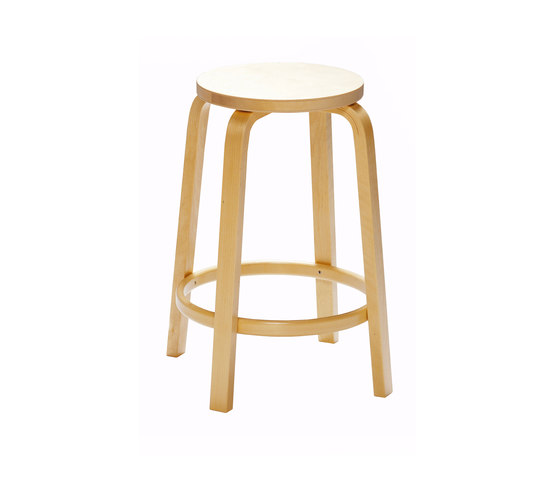 High Chair 64 di Artek | Sgabelli bancone