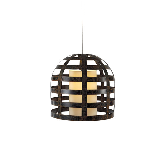Cage Suspension Lamp di Mambo Unlimited Ideas | Illuminazione generale