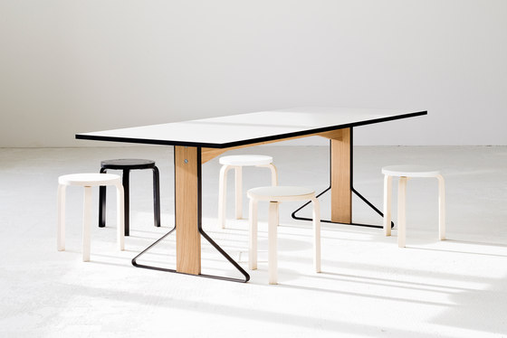 Kaari Table rectangular REB012 by Artek | Dining tables