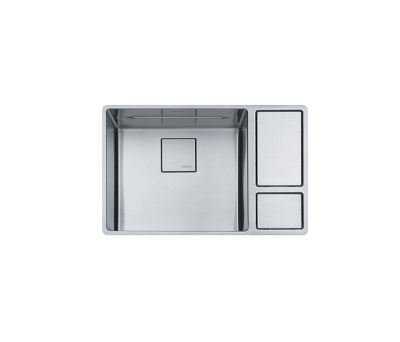 Chef Center Sinks - Stainless Steel by Franke Home Solutions | Kitchen sinks