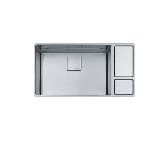 Chef Center Sinks - Stainless Steel by Franke Kitchen Systems | Kitchen sinks