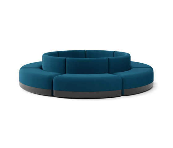 Season Sofa by viccarbe | Modular seating elements