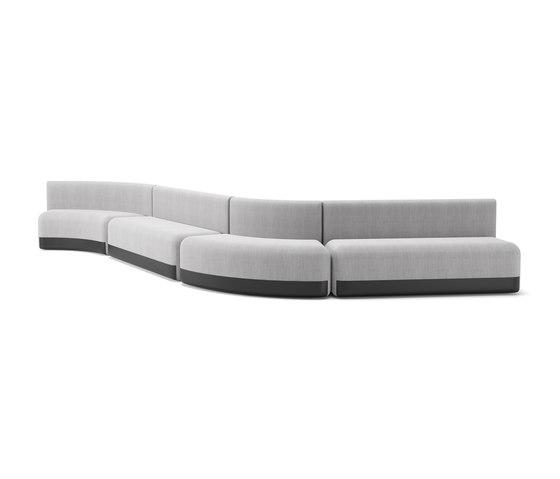 Season Sofa by viccarbe | Sofas
