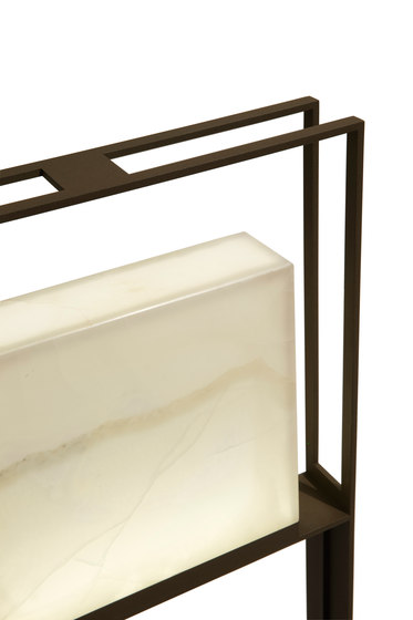 Gea Floor Lamp by Giorgetti | Outdoor free-standing lights