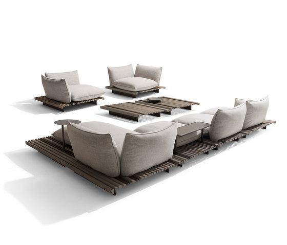 Apsara Sofa de Giorgetti | Sofas de jardin