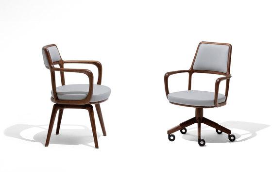 Baron Small armchair de Giorgetti | Chaises