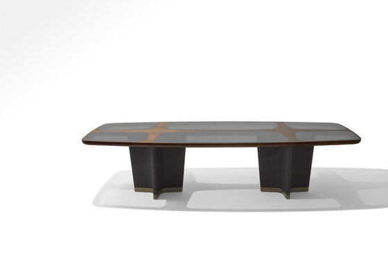Bigwig Table by Giorgetti | Dining tables
