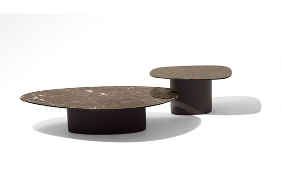 Galet Low table by Giorgetti | Coffee tables