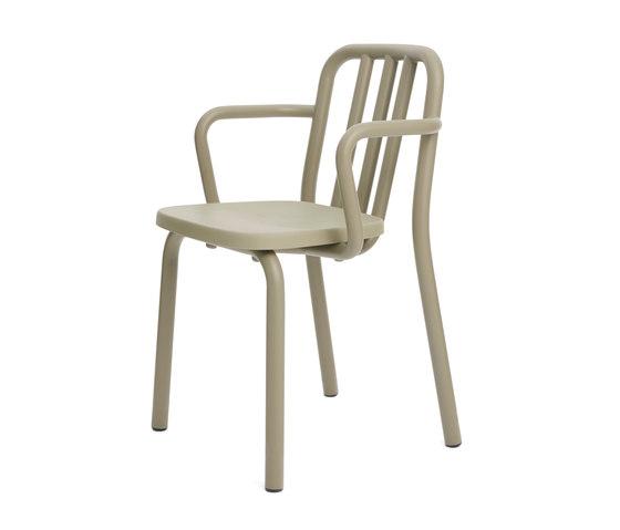 Tube | Stuhl Armlehnen von Mobles 114 | Besucherstühle