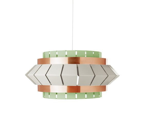 Comb I Suspension Lamp by Mambo Unlimited Ideas   Suspended lights