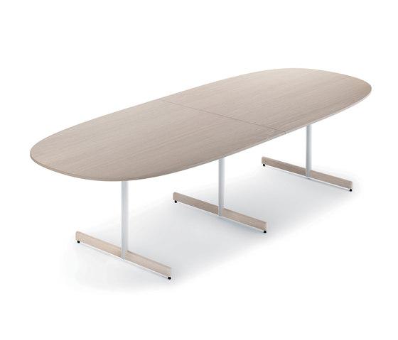 Myk - 300x120 cm von Fora Form | Esstische
