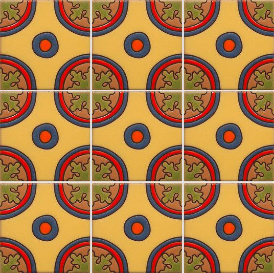 California Revival   Paquita di Tango Tile   Piastrelle ceramica