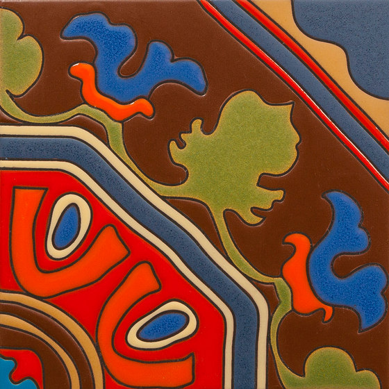 California Revival   Pilar de Tango Tile   Carrelage céramique