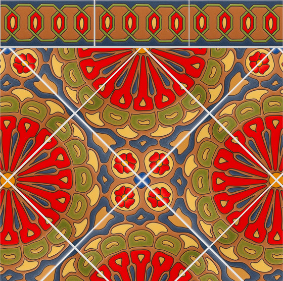 California Revival   Reya de Tango Tile   Carrelage céramique