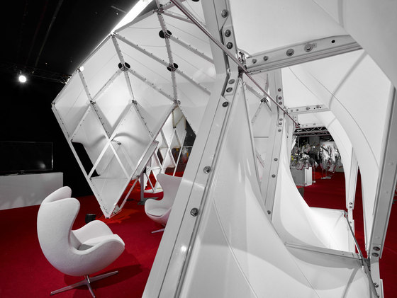 Prototype II by MDT-tex | Architectural systems