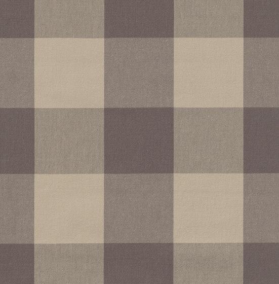 ALPHA-CHECK 2.0 - 341 nocciola by Nya Nordiska | Drapery fabrics