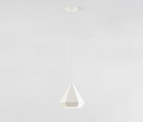 Diamond - cream white by NEO/CRAFT | Suspended lights
