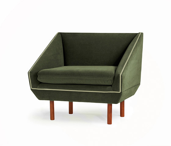 Agnes S Couch by Mambo Unlimited Ideas | Armchairs
