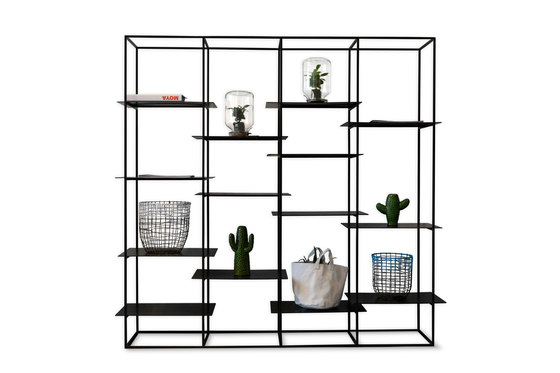 Silent by MOYA | Shelving