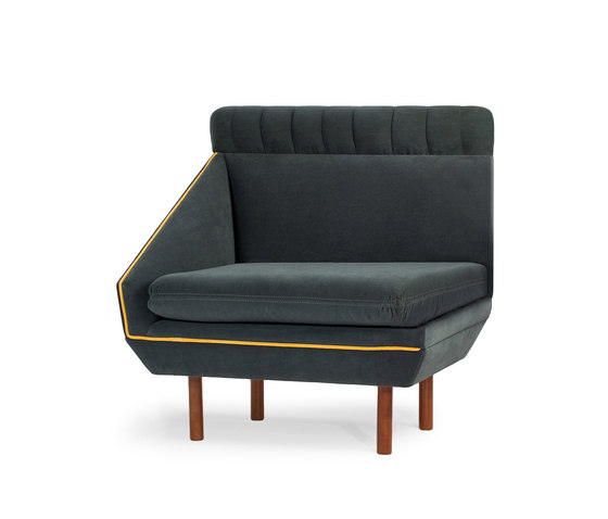 Agnes M Couch by Mambo Unlimited Ideas | Armchairs