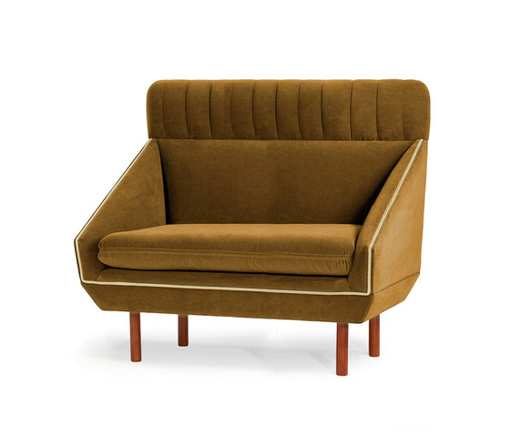 Agnes L Couch by Mambo Unlimited Ideas | Sofas