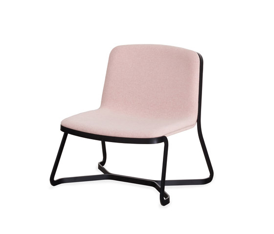 Path lounge chair by Desalto | Armchairs