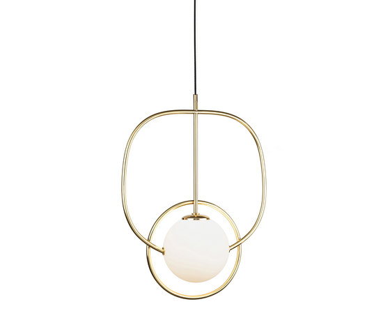 Loop Suspension Lamp de Mambo Unlimited Ideas | Suspensions