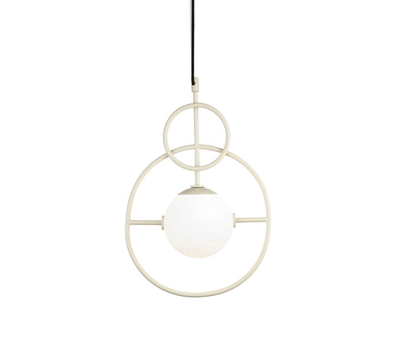 Loop II Suspension Lamp by Mambo Unlimited Ideas | Suspended lights
