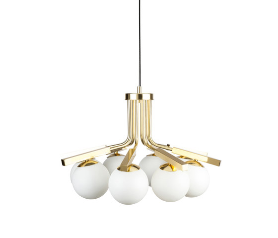 Globe I Suspension Lamp by Mambo Unlimited Ideas | General lighting