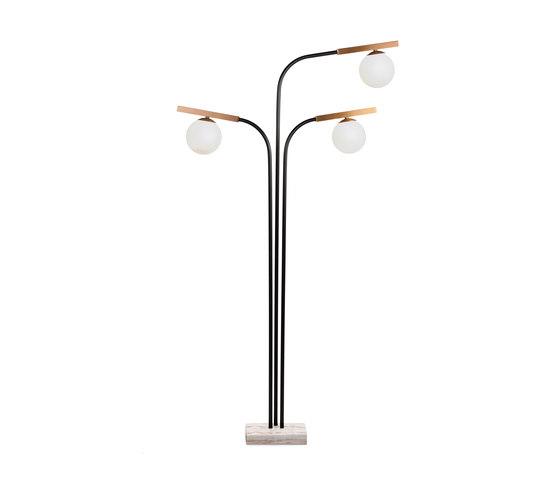 Globe Floor Lamp von Mambo Unlimited Ideas | Standleuchten