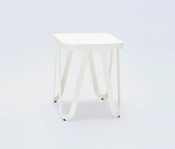 Loop Stool - cream white de NEO/CRAFT   Taburetes