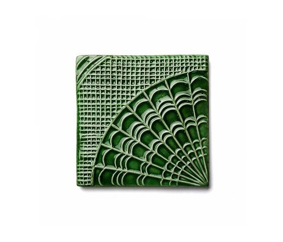 Gaudí Tile Emerald de Mambo Unlimited Ideas | Baldosas de cerámica