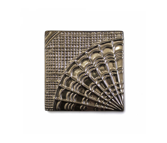 Gaudí Tile Gold von Mambo Unlimited Ideas   Keramik Fliesen