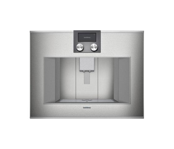 Espresso-Vollautomat Serie 400 | CM 470/450 by Gaggenau | Coffee machines