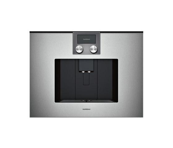 Espresso-Vollautomat Serie 200 | CM 270 by Gaggenau | Coffee machines
