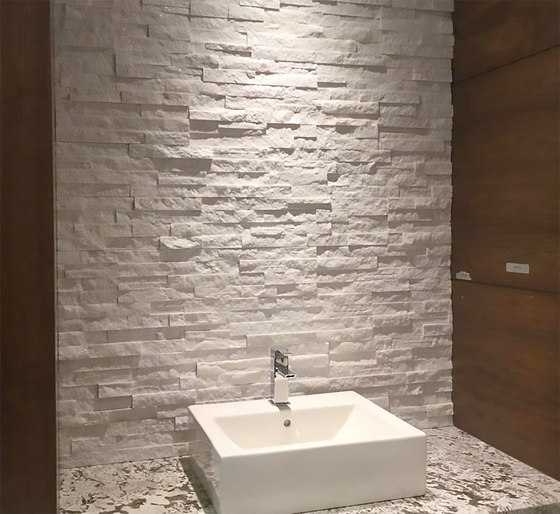 Realstone Systems Shadowstone | Arctic White by Tango Tile | Natural stone tiles