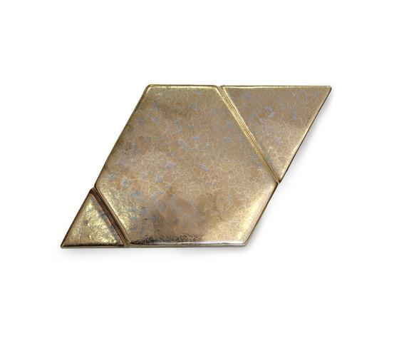 Tua Tile Gold di Mambo Unlimited Ideas | Piastrelle ceramica