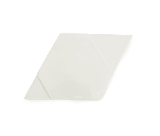 Tua Tile White Matte de Mambo Unlimited Ideas | Carrelage céramique