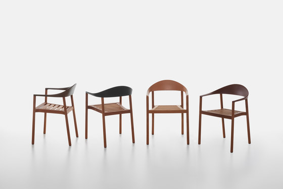Monza armchair outdoor by Plank   Chairs