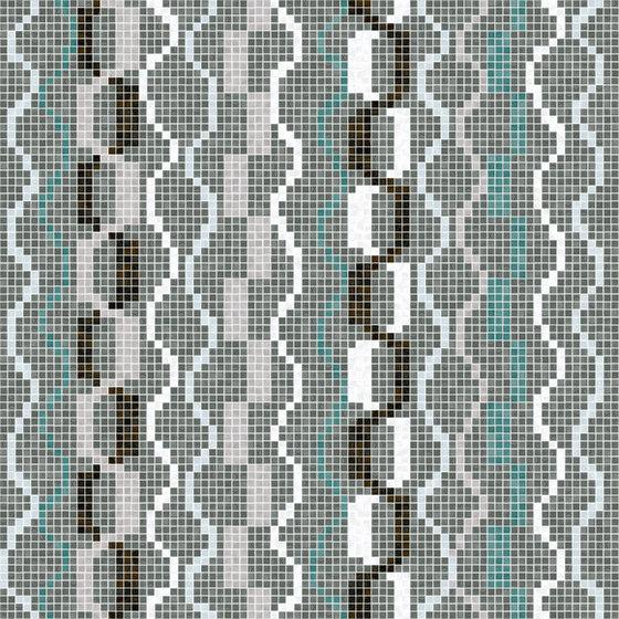 Amadi Blue de Mosaico+ | Mosaïques verre