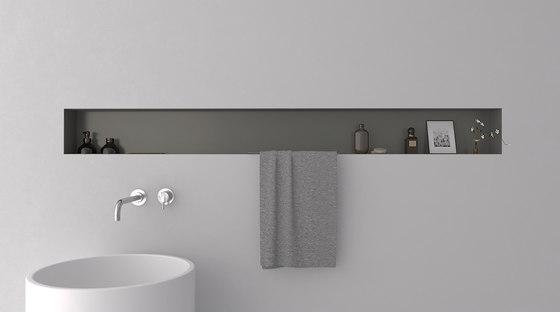 Ombra by antoniolupi | Bath shelving