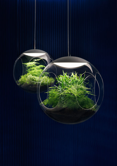 Babylone LED by Greenworks | Suspended lights