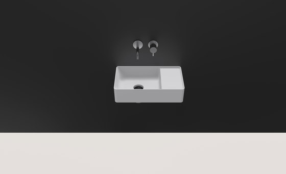 Simplomani by antoniolupi   Wash basins