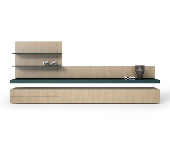 Flexi Container by Cappellini | Multimedia sideboards