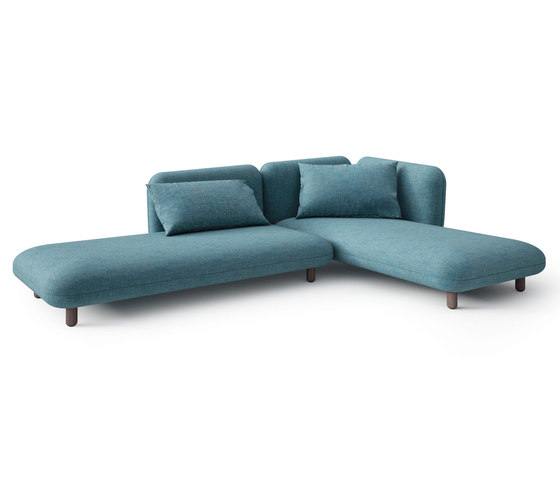 Hobo Home by Cappellini | Modular sofa systems