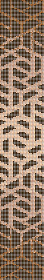 Twine Beige de Mosaico+ | Mosaïques verre