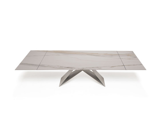 Premier Keramik Drive by Cattelan Italia | Dining tables
