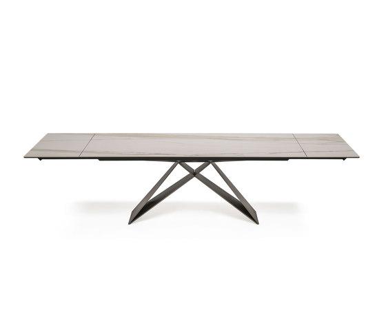 Premier Keramik Drive by Cattelan Italia   Dining tables