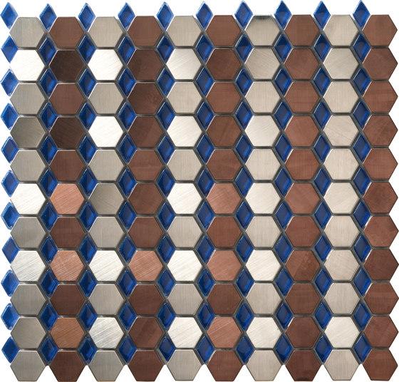 Dialoghi Radiante op.3 de Mosaico+ | Mosaicos de vidrio