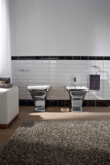 Butterfly | WC by Scarabeo Ceramiche | WC